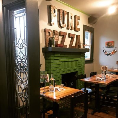 A photo of Pure Pizza, Central Avenue