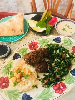 A photo of Oum Falafel