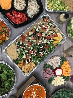A photo of Giardino Gourmet Salads Brentwood