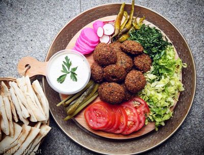 A photo of Falafel Beirut