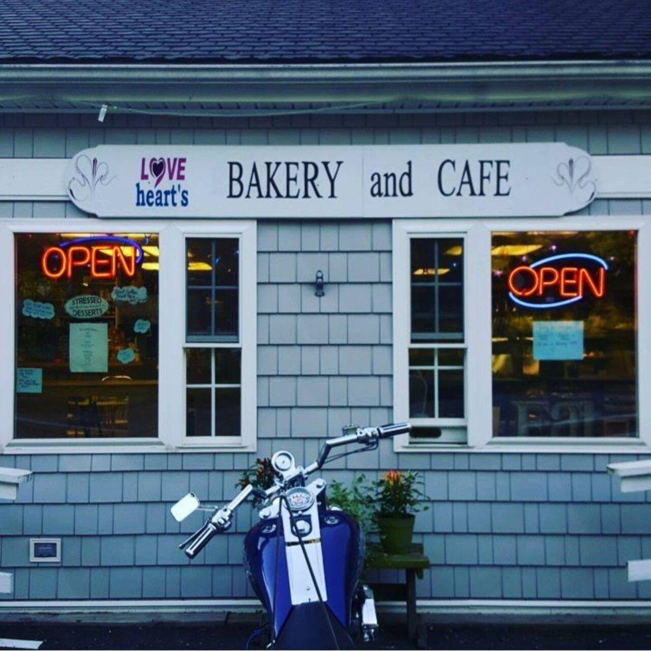 A photo of Love Heart's Bakery and Café