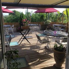 A photo of La Terrasse de Cathy