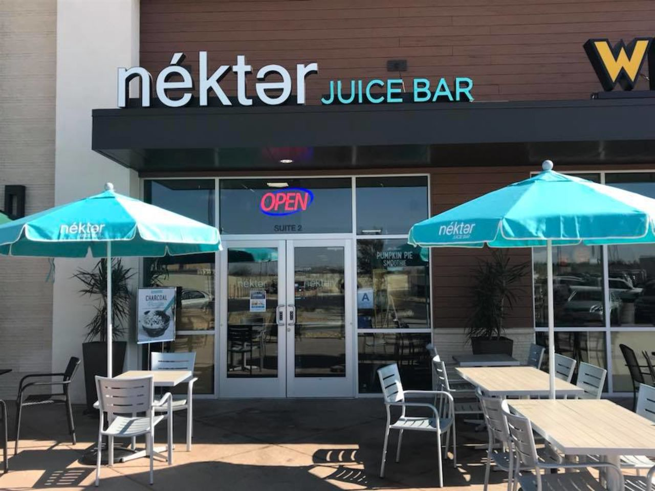 A photo of Nekter Juice Bar