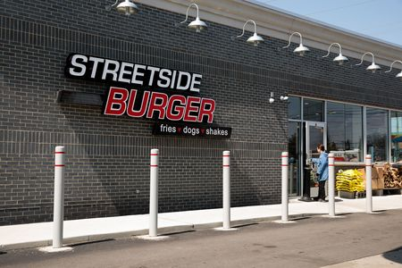 A photo of Streetside Burger