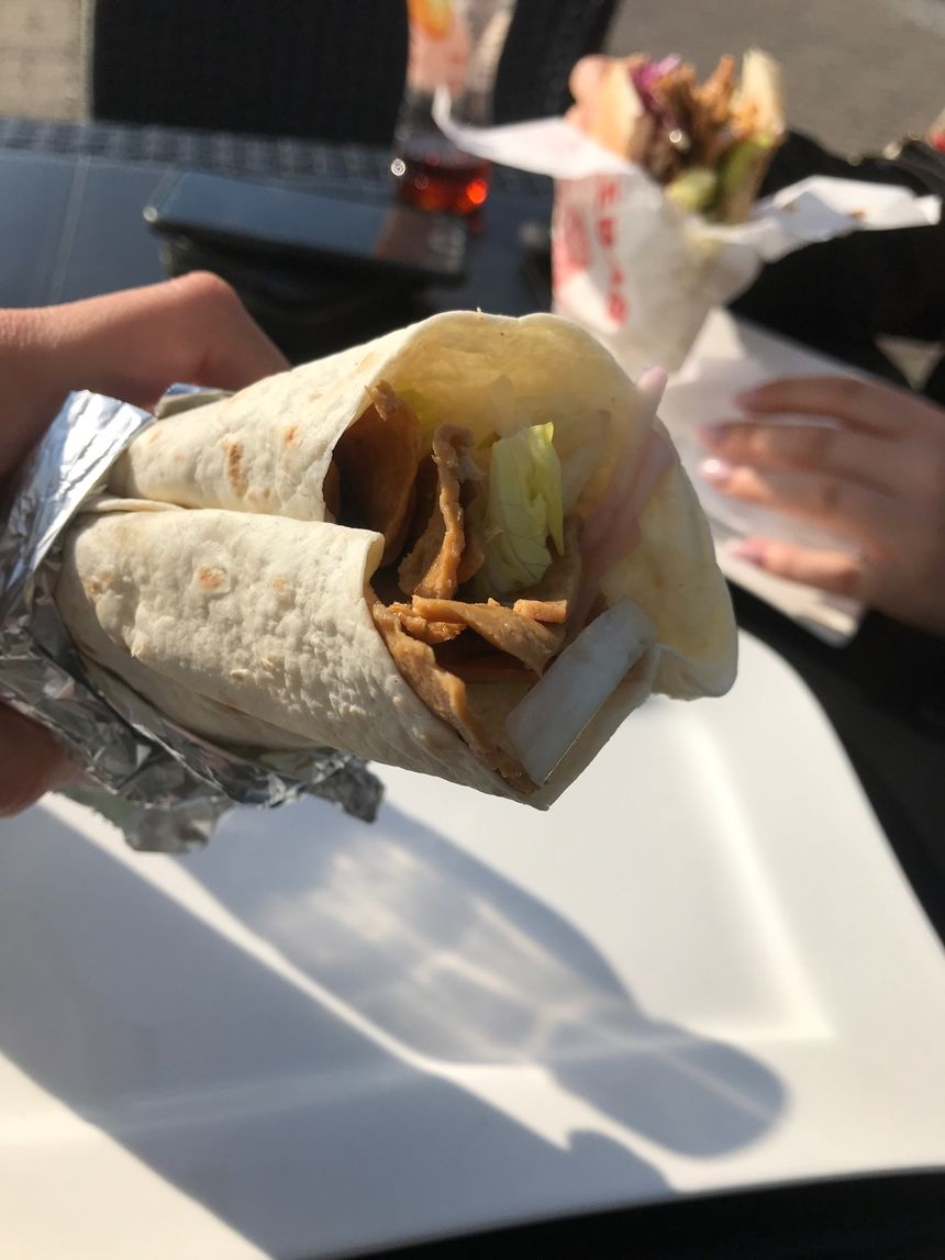 A photo of Ibrahim's Döner