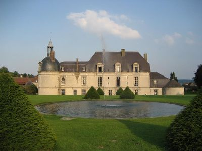 A photo of Château d'Étoges - Restaurant de l'Orangerie