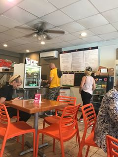 A photo of Quench Café and Juice Bar