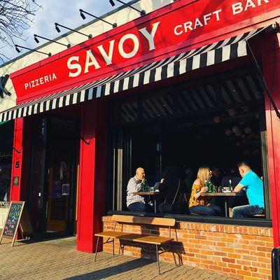 A photo of Savoy Pizzeria & Craft Bar
