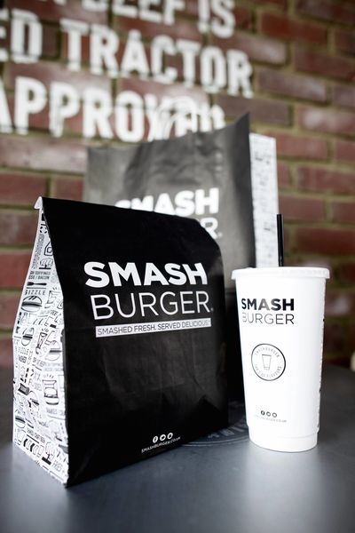 A photo of Smashburger