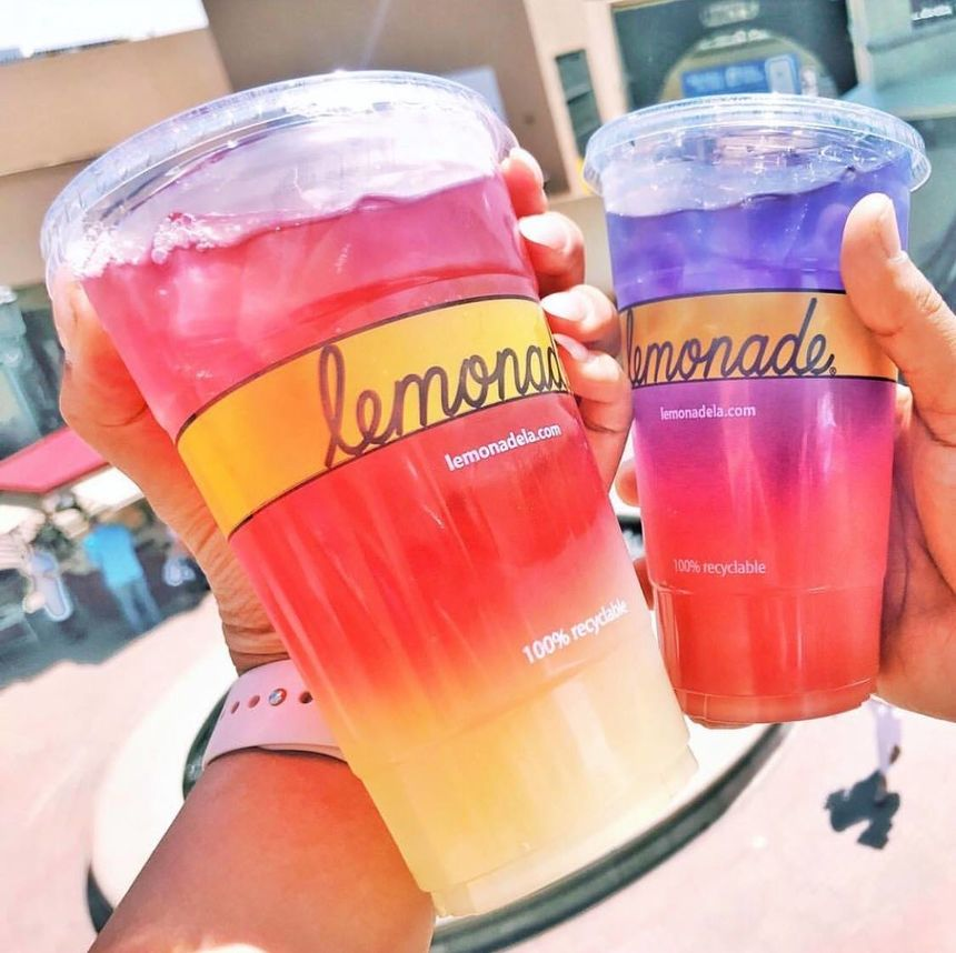 Lemonade, Toluca Lake