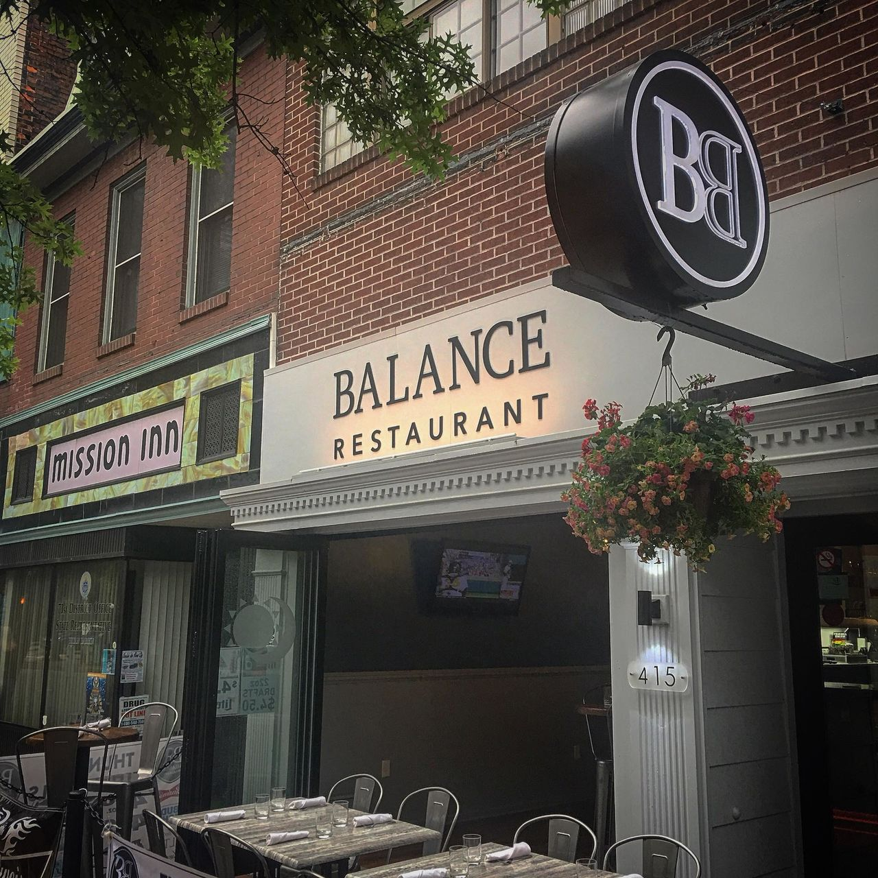 A photo of Balance Restaurant