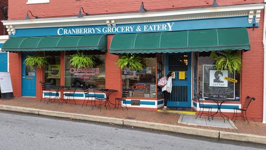 A photo of Cranberry's Grocery & Eatery