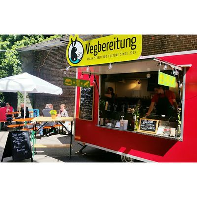 A photo of Vegbereitung