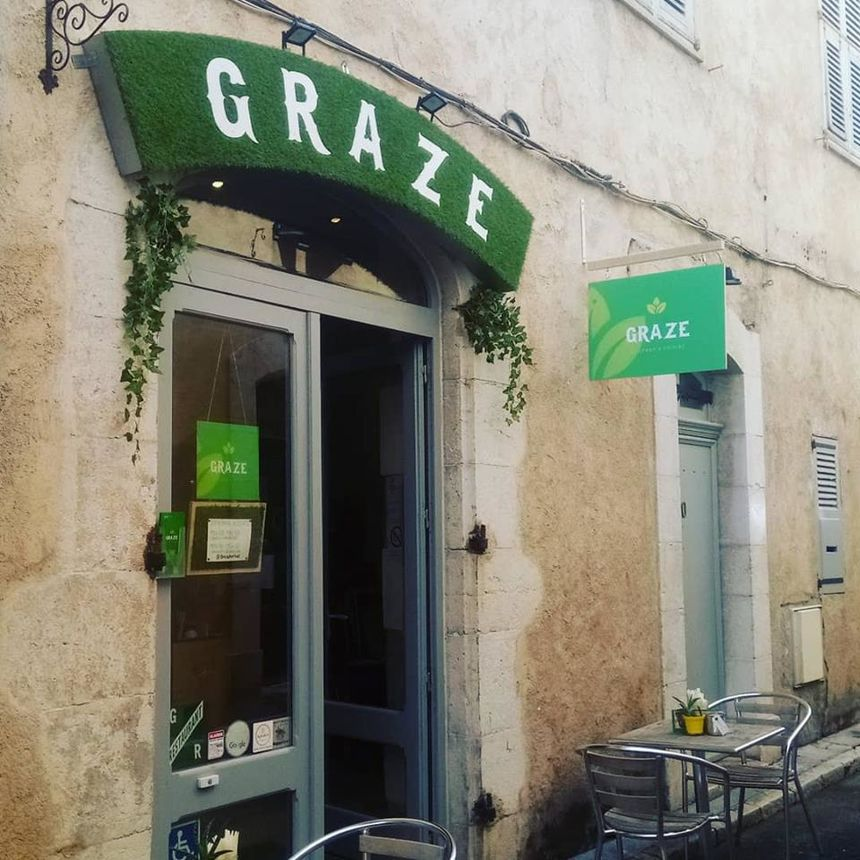 A photo of Graze