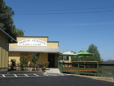 A photo of Priest Station Café