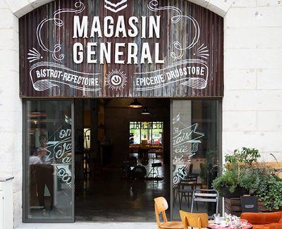 A photo of Magasin Général