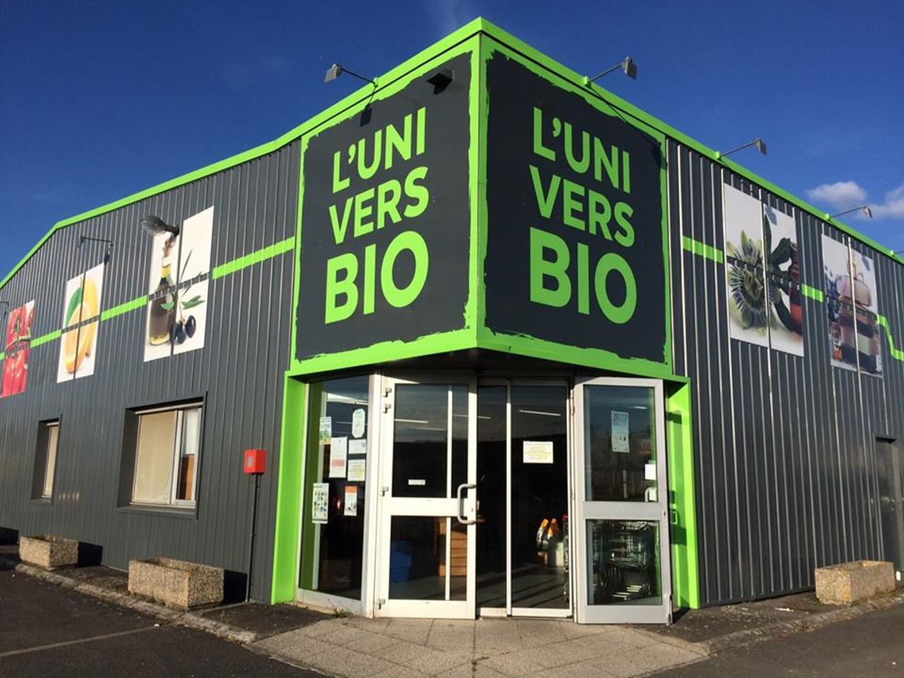 A photo of L'Univers Bio