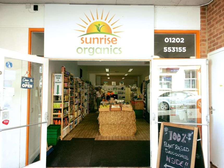 A photo of Sunrise Organics