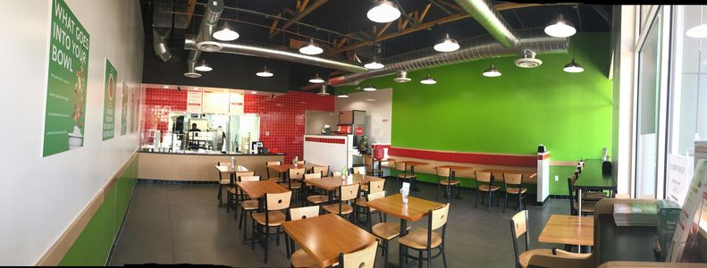 A photo of Flame Broiler, Broadway