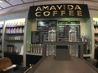 A photo of Amavida Coffee and Tea, Rosemary Beach