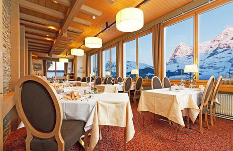 A photo of Hotel Eiger