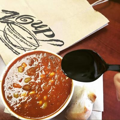 A photo of Zoup!, Somerset Mall