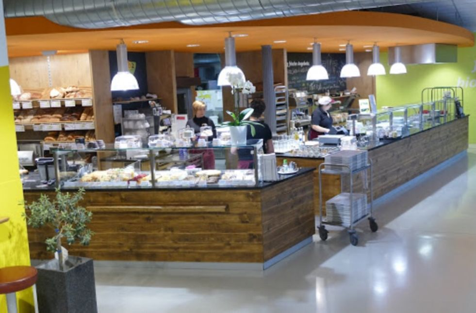 A photo of b2 Biomarkt & Biobistro