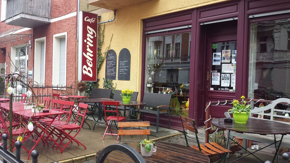 A photo of Café Behring