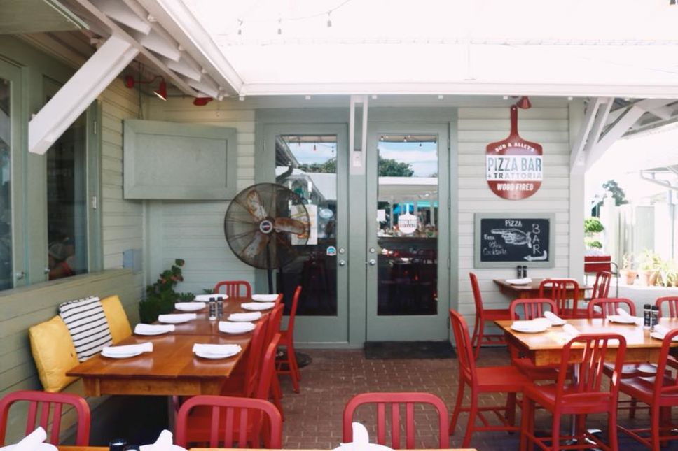A photo of Bud & Alley's Pizza Bar