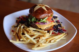 A photo of Blinders Burgers & Brunch