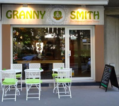 A photo of Granny Smith