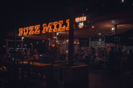A photo of The Buzz Mill