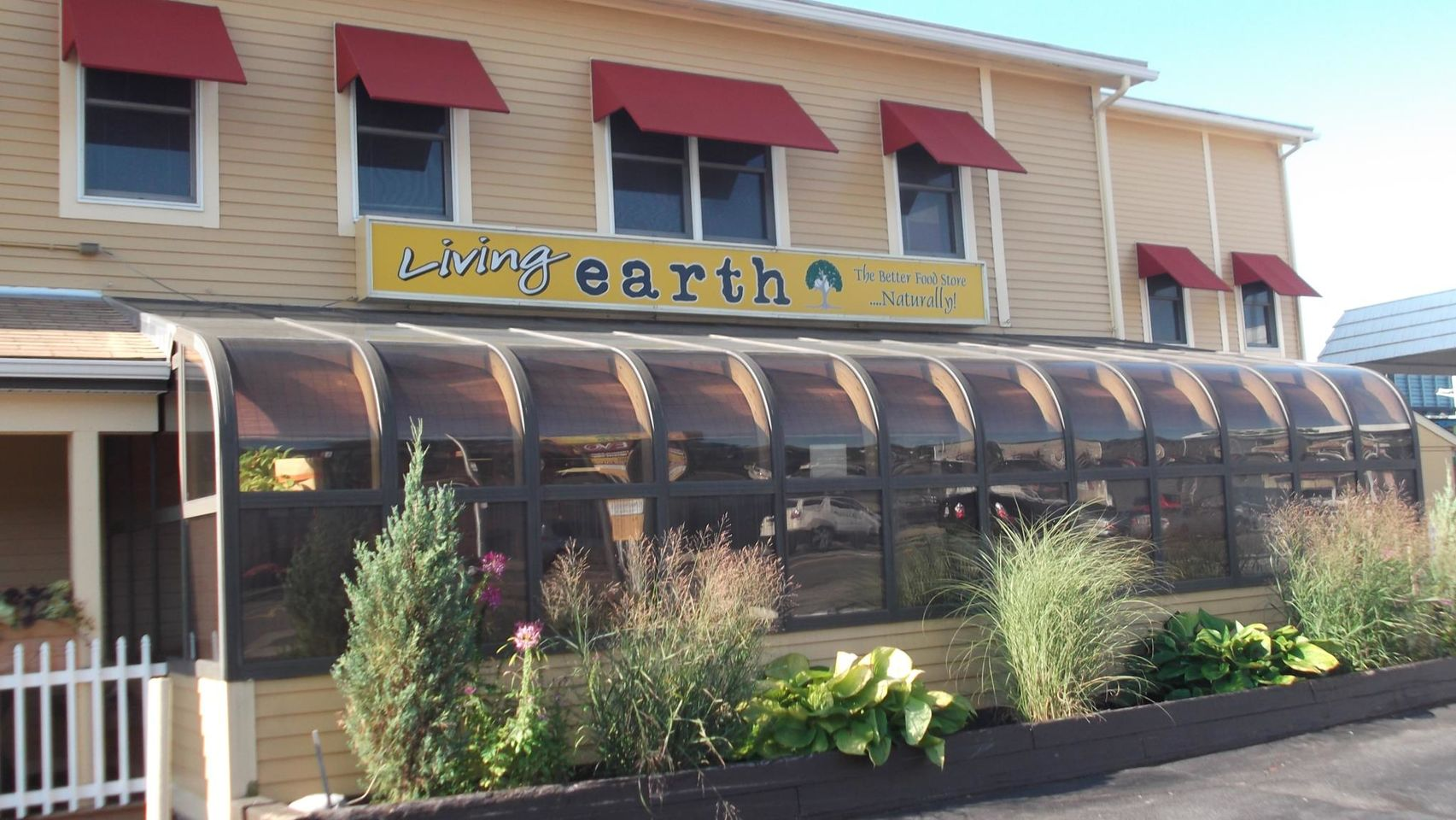 A photo of Living Earth