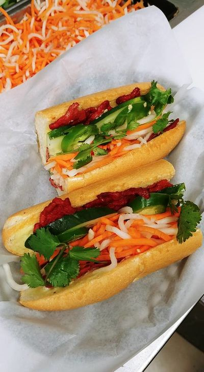 A photo of Bánh Mì Brothers