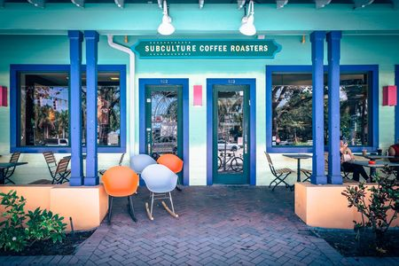 A photo of Subculture Coffee