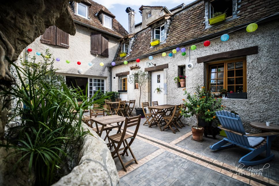 A photo of Le Bistrot des Légumes