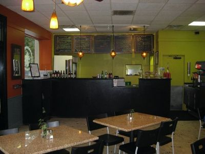 A photo of Mooney's Mediterranean Café