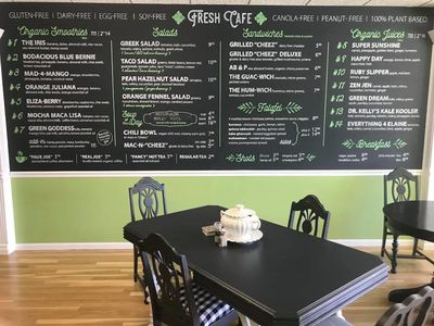 A photo of Fresh Café