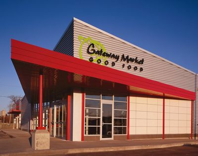 A photo of Gateway Market Café