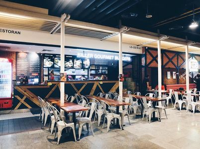 A photo of Killer Gourmet Burgers, The Gardens, Mid Valley