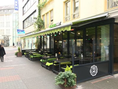 A photo of Burgeramt