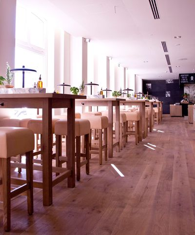 A photo of Vapiano - Rostock, Neuer Markt