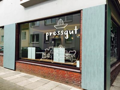 A photo of pressgut