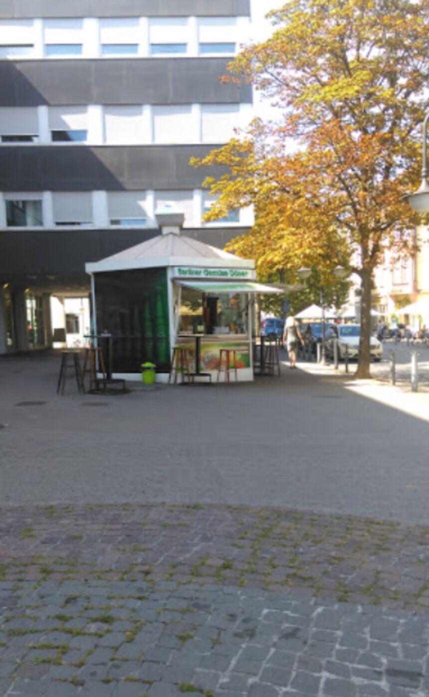 Berliner Gemüse Döner