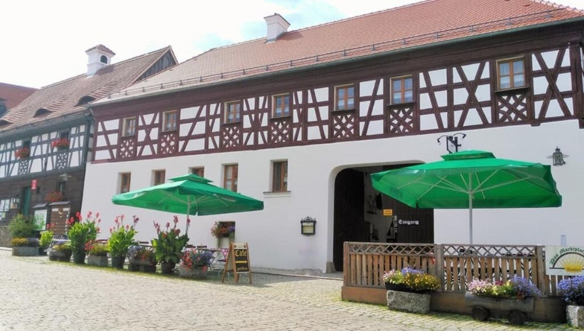 A photo of Das Marktplatz-Café