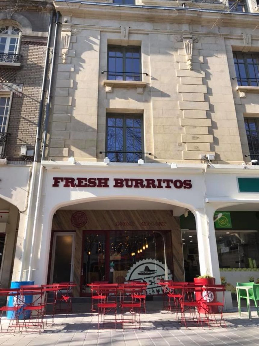 Fresh Burritos, Reims
