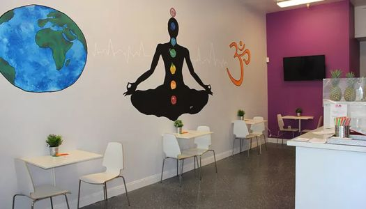 A photo of Pure Juice & Smoothie Lounge, Concord
