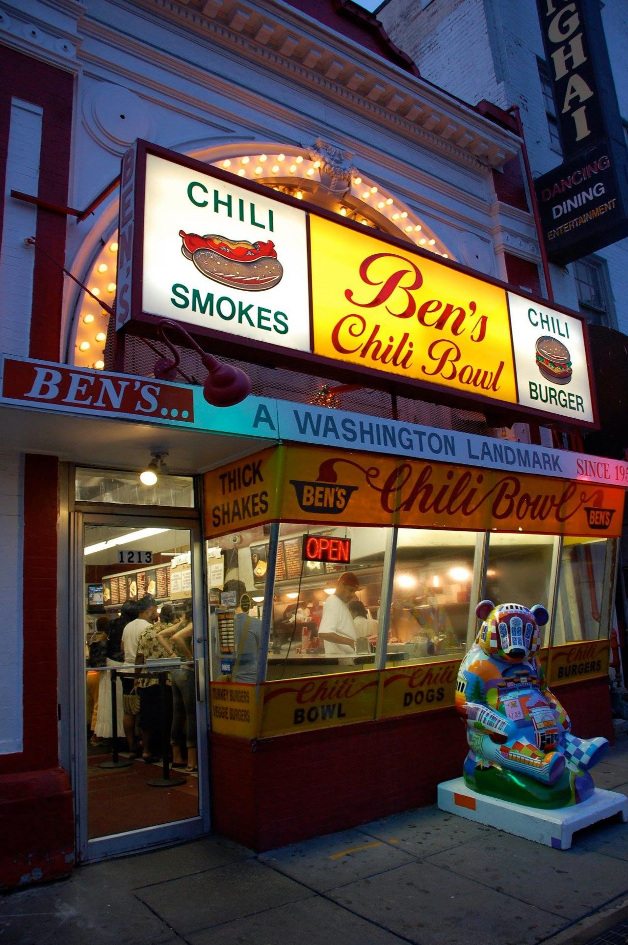 A photo of Ben's Chili Bowl, The Original