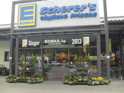 A photo of Edeka Scherer's