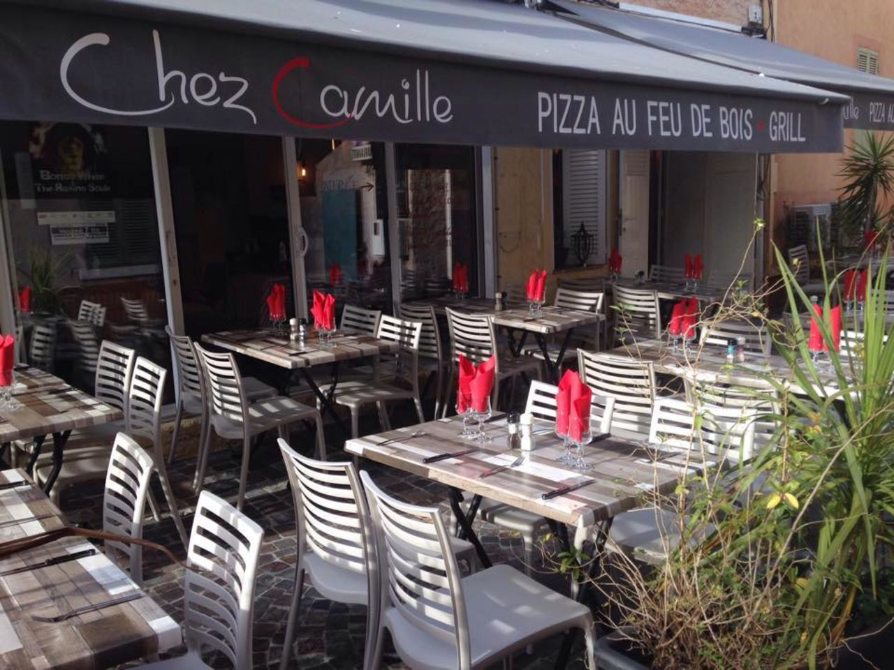 A photo of Chez Camille
